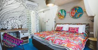 Lol Et Lola Hotel - קלוז'-נאפוקה - חדר שינה