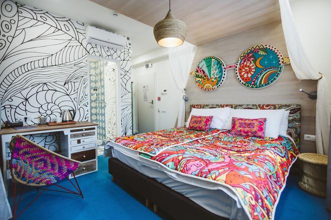 Lol Et Lola Hotel - Cluj Napoca - Phòng ngủ
