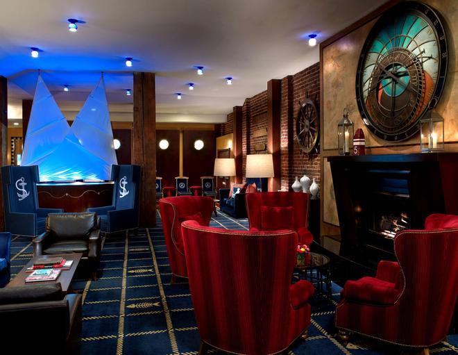 Argonaut Hotel - a Noble House Hotel - San Francisco - Lounge