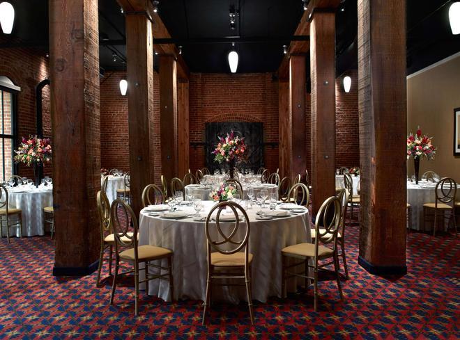 Argonaut Hotel - A Noble House Hotel - Сан-Франциско - Банкетный зал