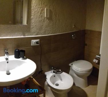 Secret B&B - Trapani - Bathroom