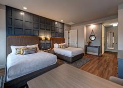 The Hotel Concord - Concord - Bedroom