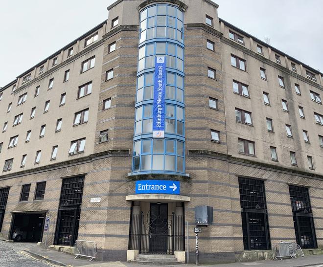 Edinburgh Metro Youth Hostel - Εδιμβούργο - Κτίριο