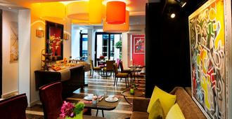 Hotel Chaplain - París - Restaurante