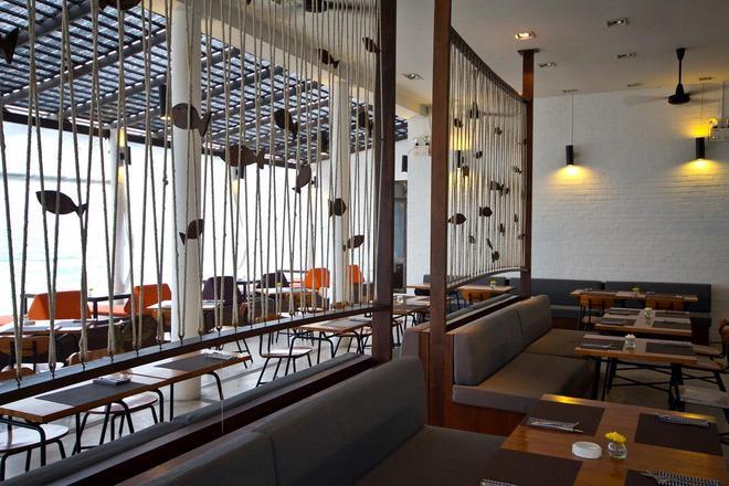 Baan Talay Resort - Koh Samui - Ravintola