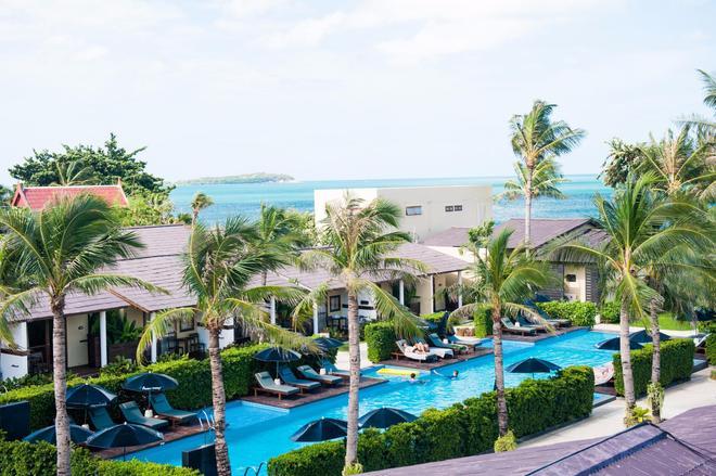 Baan Talay Resort - Koh Samui - Uima-allas