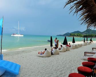 Baan Talay Resort - Koh Samui - Praia