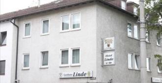 Hotel Linde - Stuttgart - Bygning