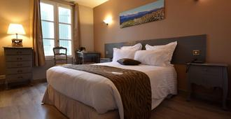 Hotel Restaurant La Ferme - אביניון - חדר שינה