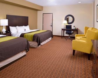 Comfort Inn & Suites - Joplin - Bedroom