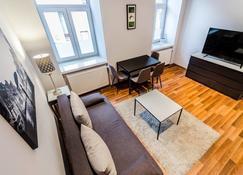 Rint - Centrum Górna Parter - Lublin - Living room