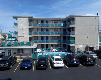 Four Winds Motel - Seaside Heights - Building