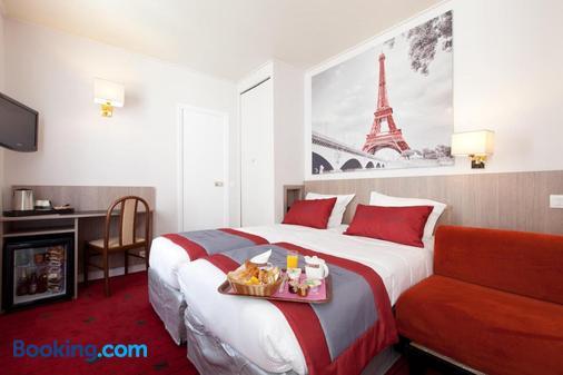 Hôtel Saphir Grenelle - Paris - Bedroom