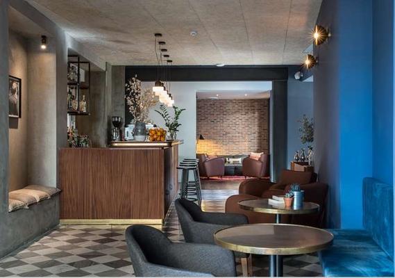 外交家酒店 - 佛羅倫斯 - 櫃檯