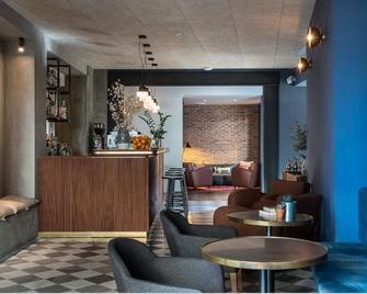 C-Hotels Diplomat - Florencia - Recepción