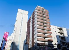 Kagoshima Plaza Hotel Tenmonkan - Kagošima - Building