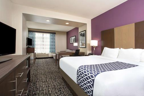 La Quinta Inn & Suites by Wyndham Chattanooga - Lookout Mtn - Chattanooga - Bedroom
