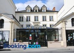 Hotel Jean Moet - Épernay - Bangunan