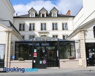 Hotel Jean Moët - Еперне - Building