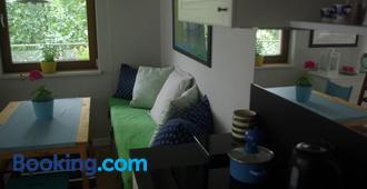 Apartament Seagull - Gdansk - Living room