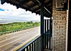 Pousada Marzuk - Navegantes - Balkon