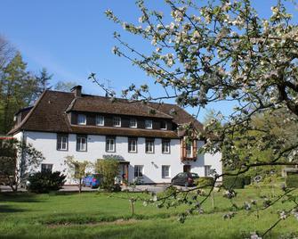 Hotel Wintersmühle - Μπίλεφελντ - Κτίριο