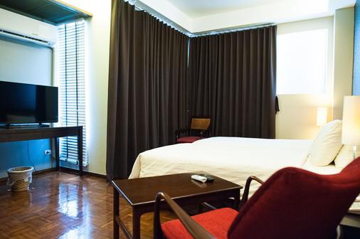 班西隆第3巷酒店 - 曼谷 - 臥室