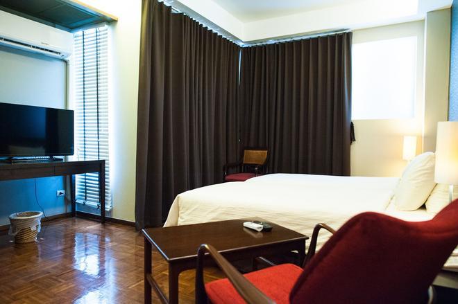 班席隆第3巷飯店 - 曼谷 - 臥室