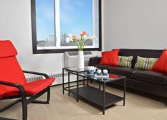 Cjour Apartments - Montreal - Sala de estar