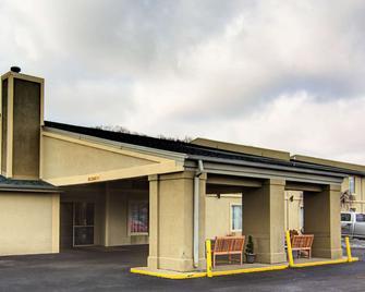 Quality Inn - Princeton - Edificio