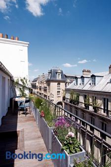 Le Mathurin Hotel & Spa - Paris - Ban công