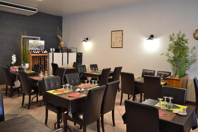 L'Hôtel du Port - Port-la-Nouvelle - Restaurant