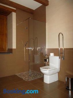 Molinos de Antero - Monforte de Lemos - Bathroom