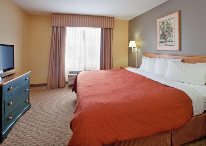 Country Inn & Suites Bloomington-Normal - Bloomington - Κρεβατοκάμαρα