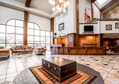Lodge Of The Ozarks - Branson - Lobby