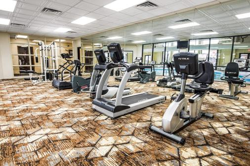 Lodge Of The Ozarks - Branson - Gym