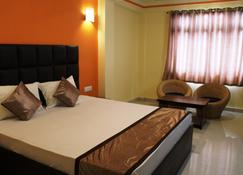 Hotel White Lotus - Gangtok - Bedroom