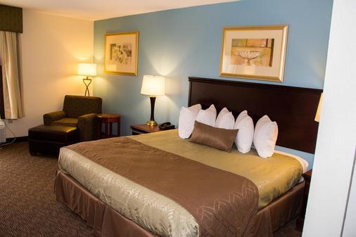 Best Western Plus Sikeston - Sikeston - Schlafzimmer