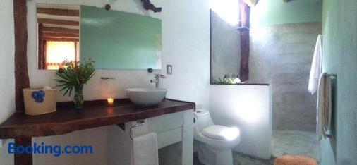 Villa Feronia Tulum - Tulum - Bathroom