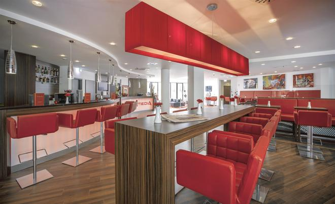 貝斯特韋斯特普拉斯阿梅地亞柏林庫爾夫爾斯登達姆酒店 - 柏林 - 柏林 - 酒吧