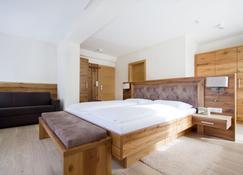 茲恩加斯特酒店 - 施拉德明 - 斯拉德明 - 臥室
