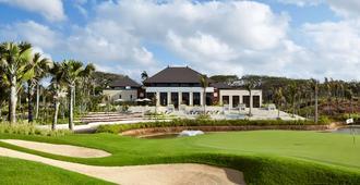 峇里島努沙杜瓦諾富特酒店 - 努沙杜瓦 - 烏魯瓦圖 - 建築