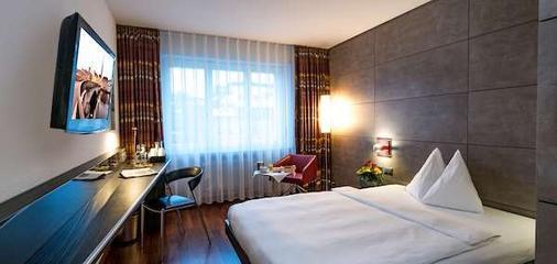 Hotel Sternen Oerlikon - Zürich - Makuuhuone
