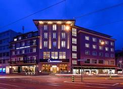 Hotel Sternen Oerlikon - Zürich - Clădire