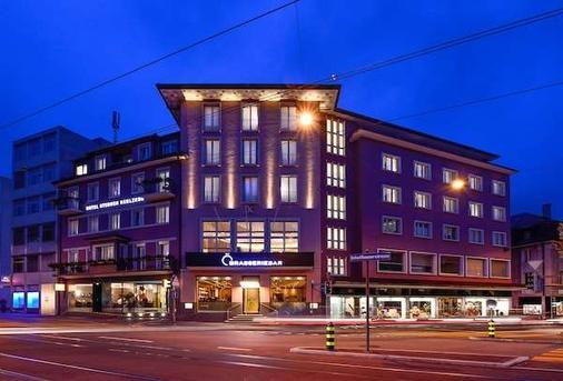 Hotel Sternen Oerlikon - Zurich - Bâtiment