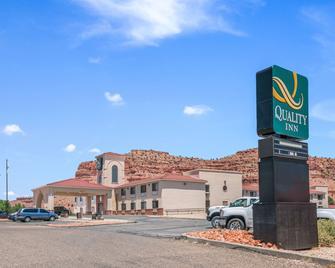 Quality Inn Kanab National Park Area - Kanab - Building