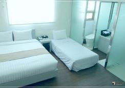 Residence Mumum Hotel - Busan - Bedroom