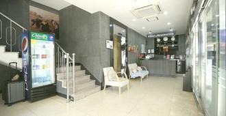 Residence Mumum Hotel - Busán - Lobby