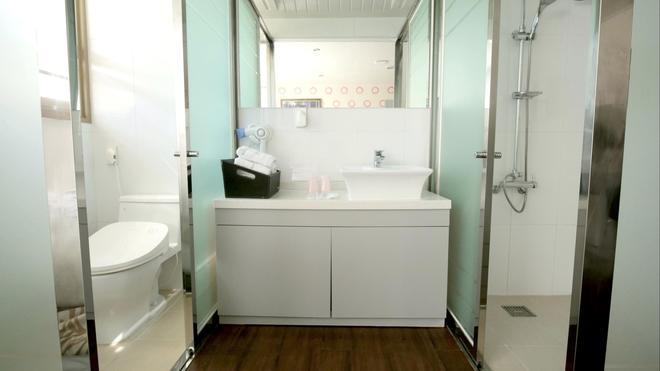 머뭄 레지던스 - 부산 - 욕실