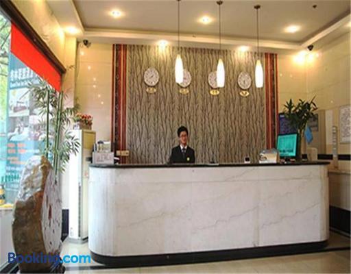 Greentree Alliance Beijing Temple of Heaven East Gate Hotel - Beijing - Front desk